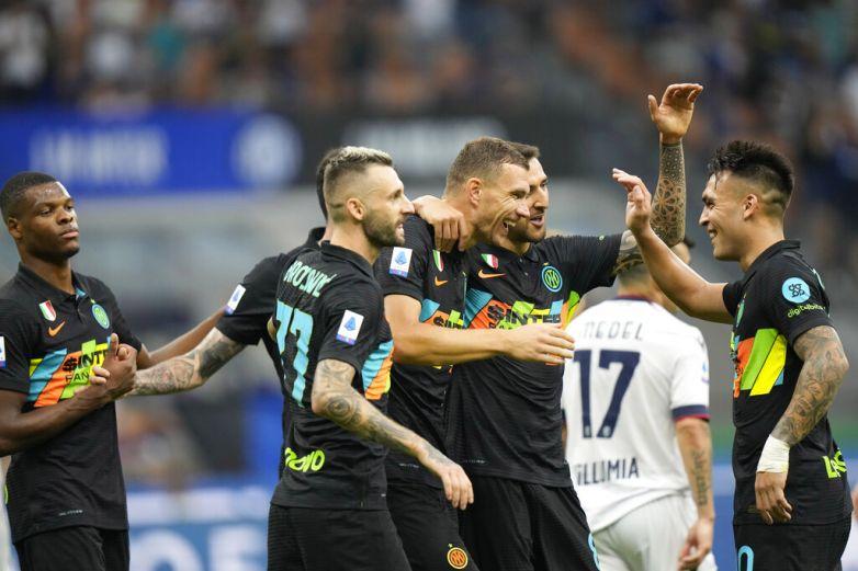 Golea Inter al Bologna y mantiene el invicto