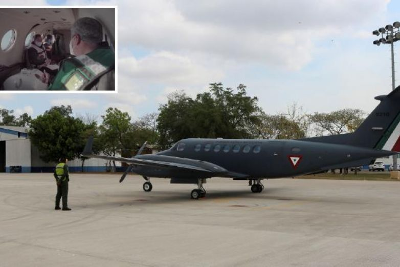 Lleva Fuerza Aérea 22 bombardeos de nubes en Chihuahua