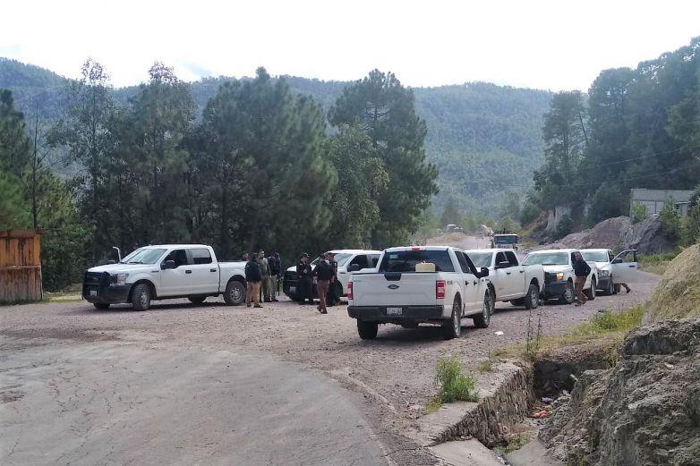 No hay indicios de enfrentamiento en Guadalupe y Calvo: FGE