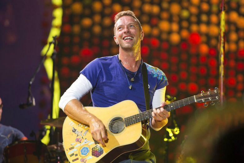 Coldplay se torna galáctico con álbum 'Music of the Spheres'