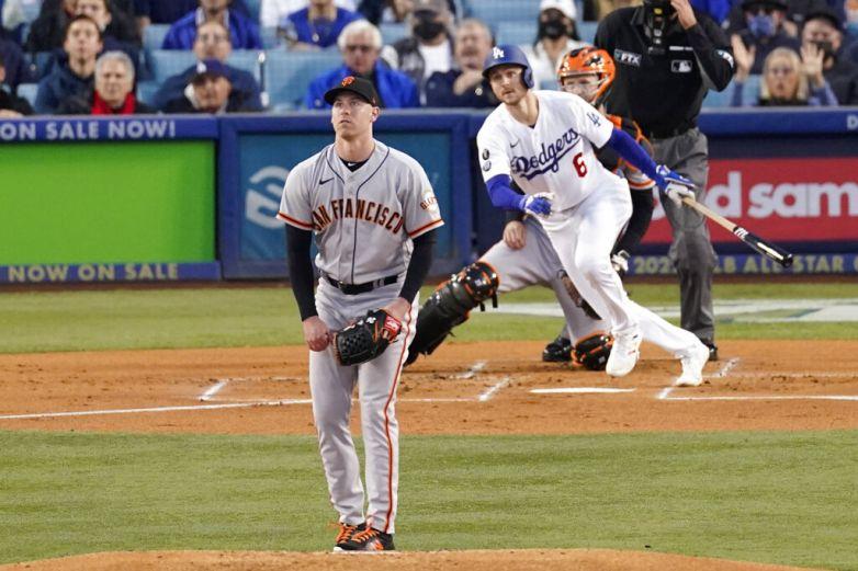 Gigantes y Dodgers chocan en quinto juego